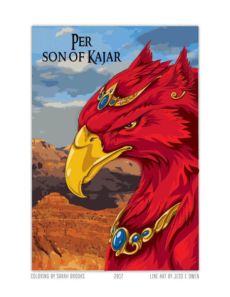 Per son-of-Kajar by Griffin-Fire