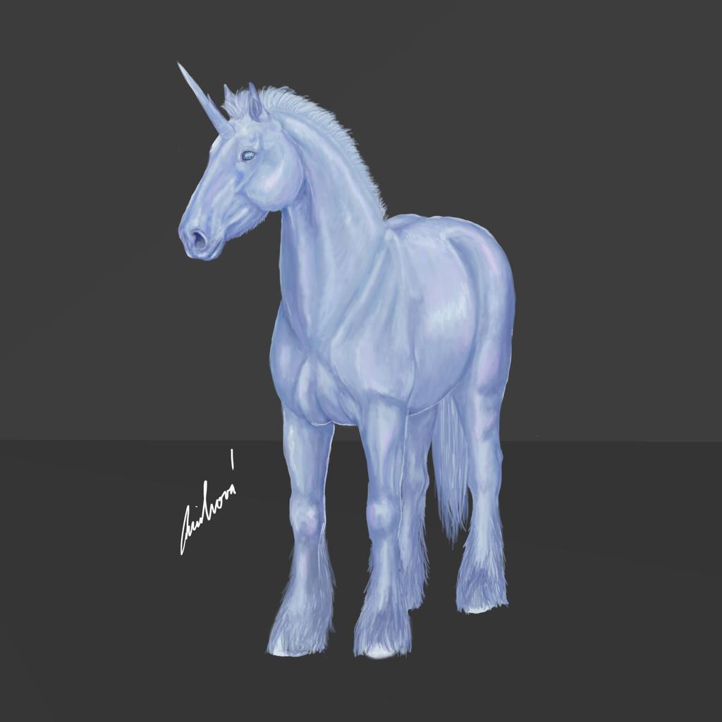 Frozen Unicorn