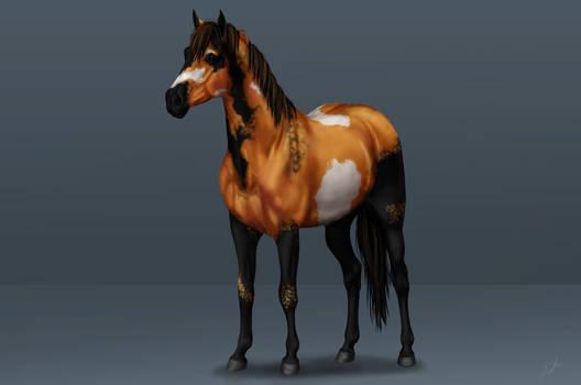Koi horse