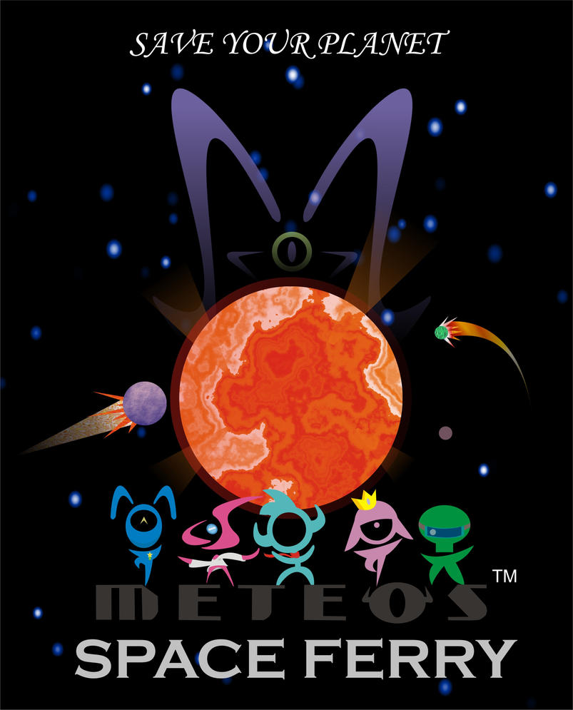 Meteos: Space Ferry by Holozero
