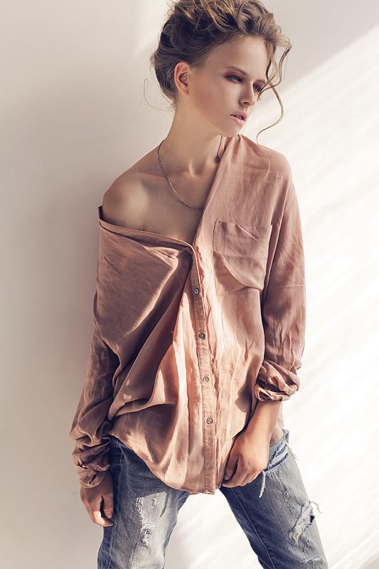 model Kate by NerySoul