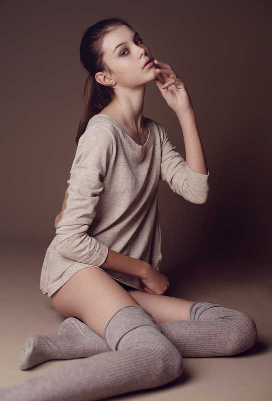 Irina test by NerySoul