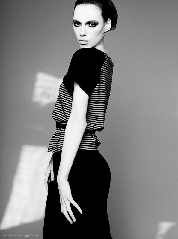 Kate  IQ models by NerySoul