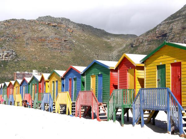 Houses Muizenberg SA by Jenvanw