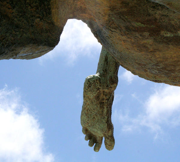 Foot Memorial CT SA by Jenvanw