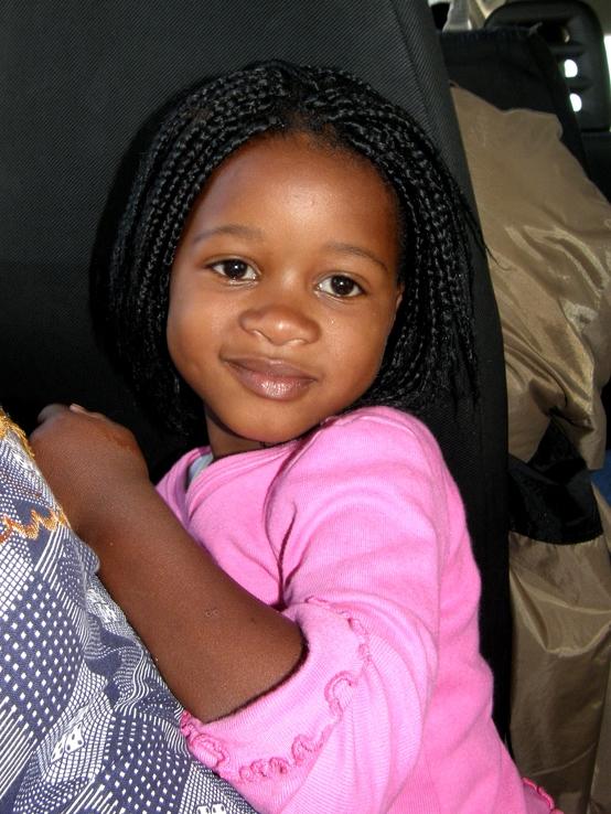 African Girl II