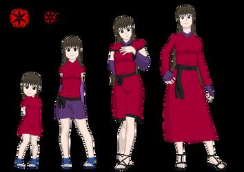 Uchiha Aiko: The Second Survivor