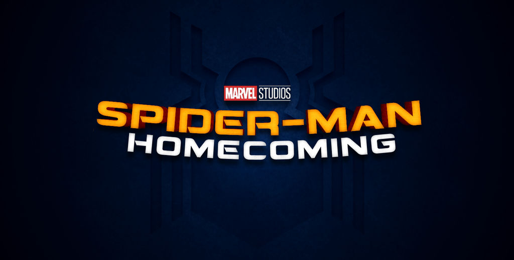 Spider-Man HomeComing Logo *My Style* by AngelbfxD on DeviantArt