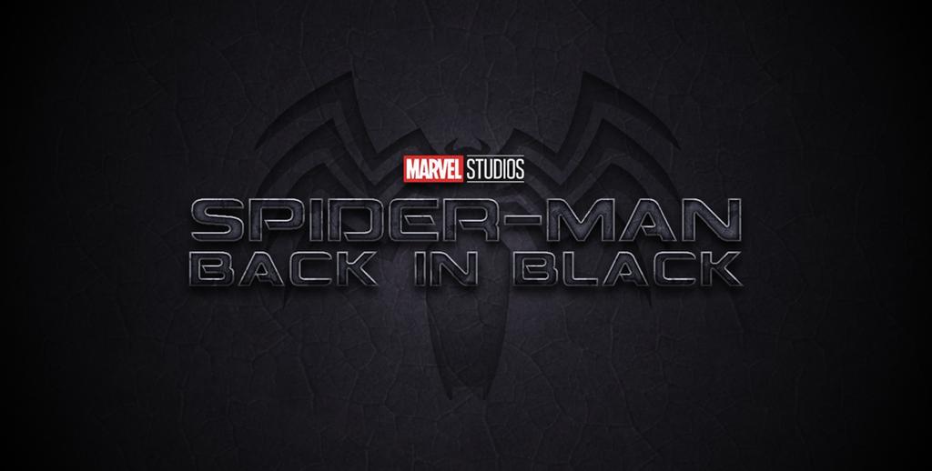 images of black spiderman back logo spacehero