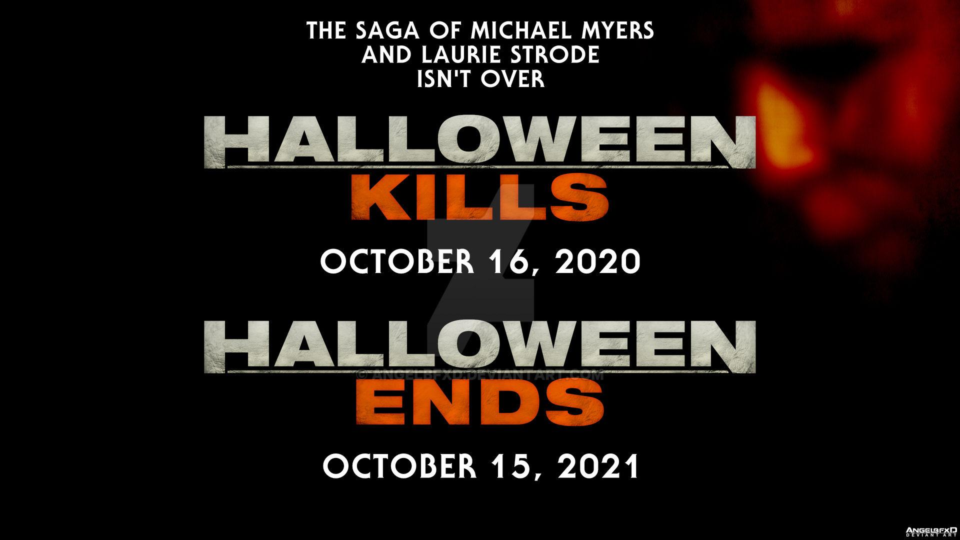 Halloween Saga.The Saga Of Halloween Isn T Over By Angelbfxd On Deviantart