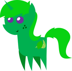 Pointy LimeDream by ColdSnap777