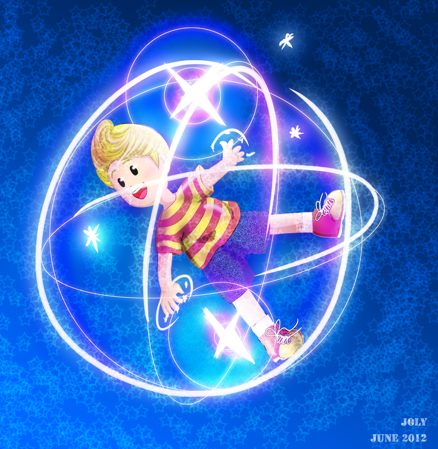 Lucas by Joly