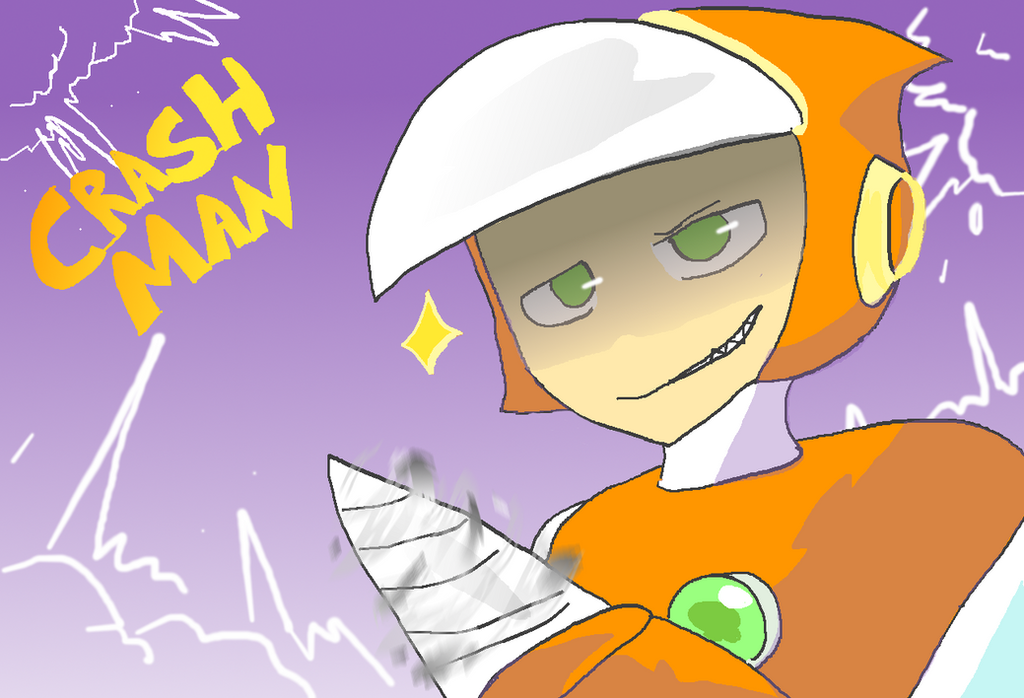CrashMan by Kassy1011