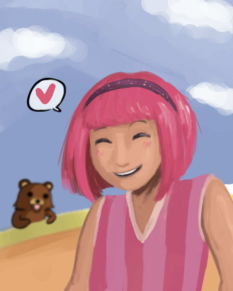 lazytown_in_a_nutshell_by_super_cute d38ypll lazytown in a nutshell by super cute on deviantart