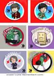 Smosh Stickers