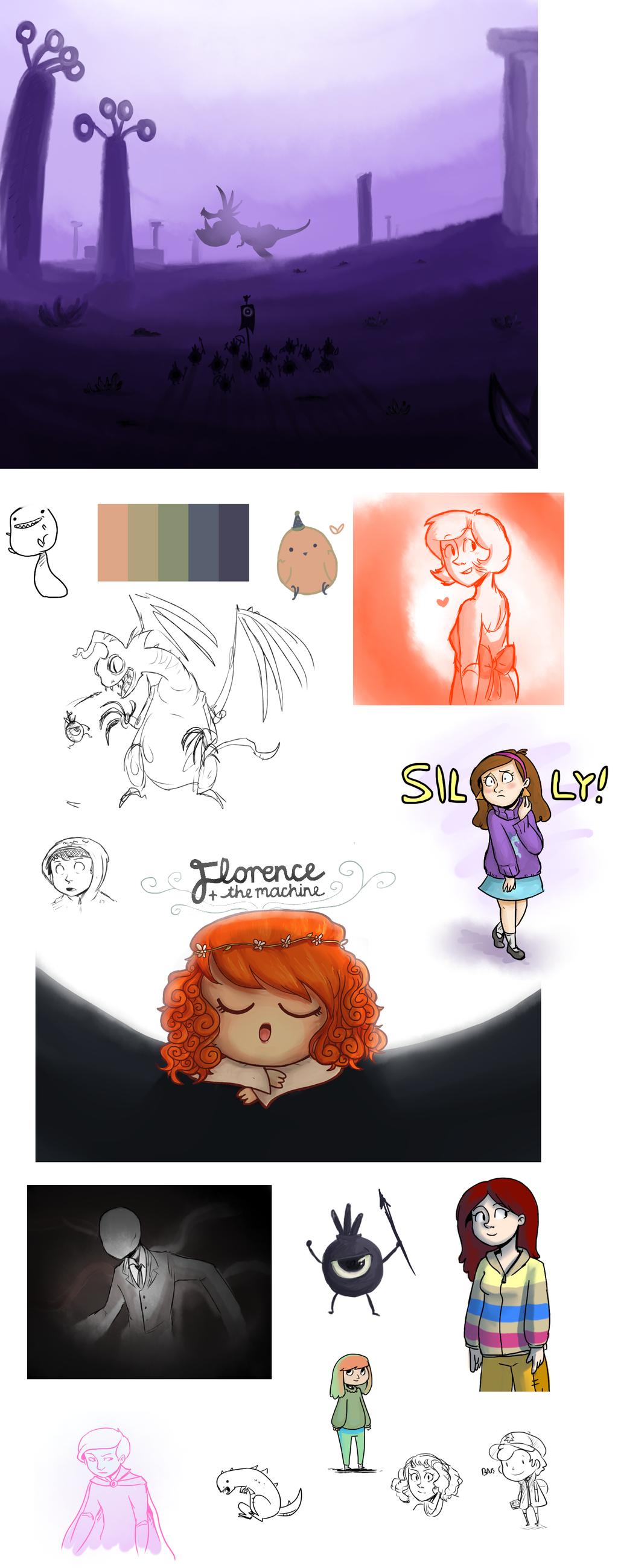 Random Dump by Super-Cute