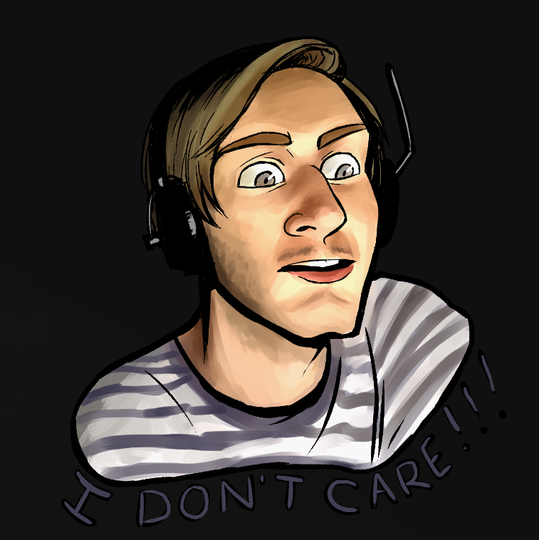Pewdie by Super-Cute