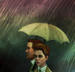 Lutece in the Rain
