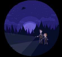 X Files Pixel by Super-Cute