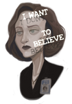 I (dont) want to believe