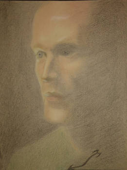 Angels And Orbits -1 (Paul Bettany -Legion)