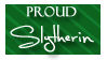 Proud Slytherin by xDoomxGirx