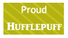 Proud Hufflepuff Stamp by xDoomxGirx