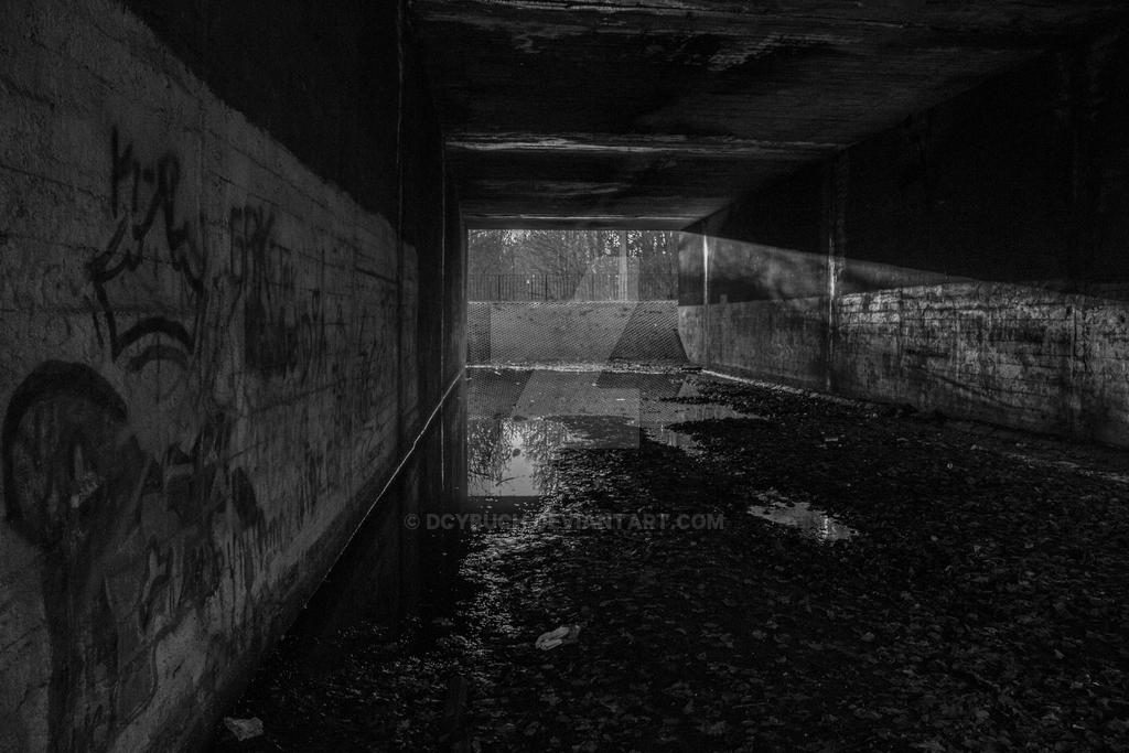 Under the city by dcybuch