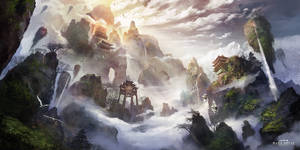 Zhu Xian 3 illustrations