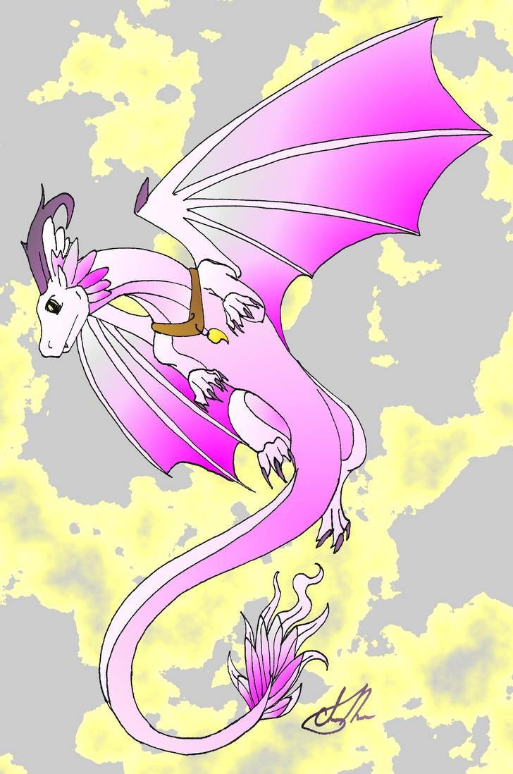 LadyKuonji 's Dragon request by piratedragon0402