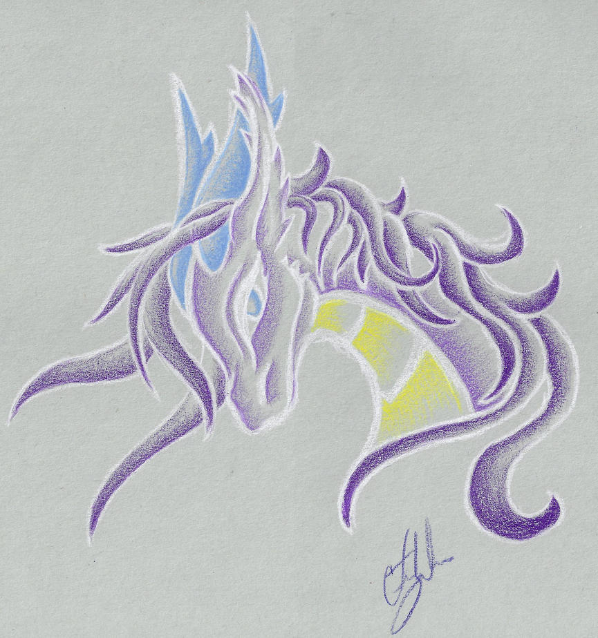 Purple Haze by piratedragon0402