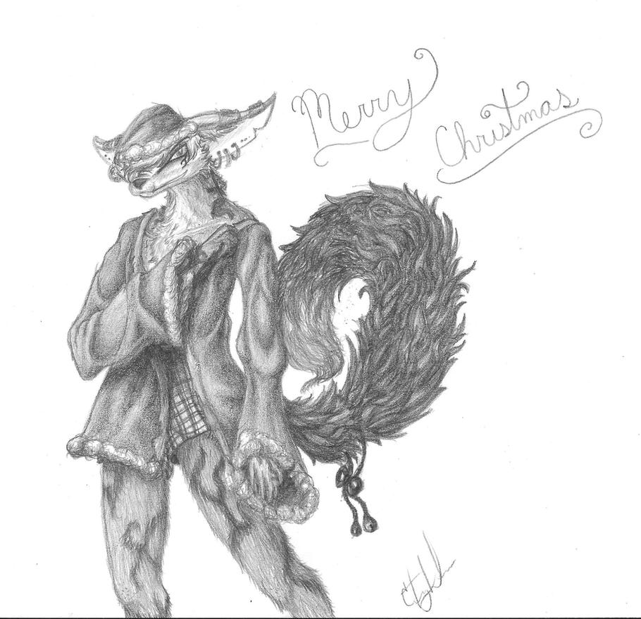 Santa's Soull Present by piratedragon0402
