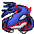 Kyogre Icon Free by piratedragon0402