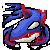 Kyogre Icon Free by piratedragon0402