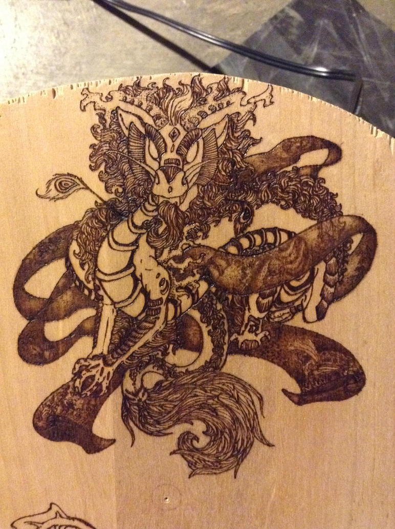 Cherry dragon burn complex by piratedragon0402
