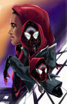 Miles Morales-Spiderman