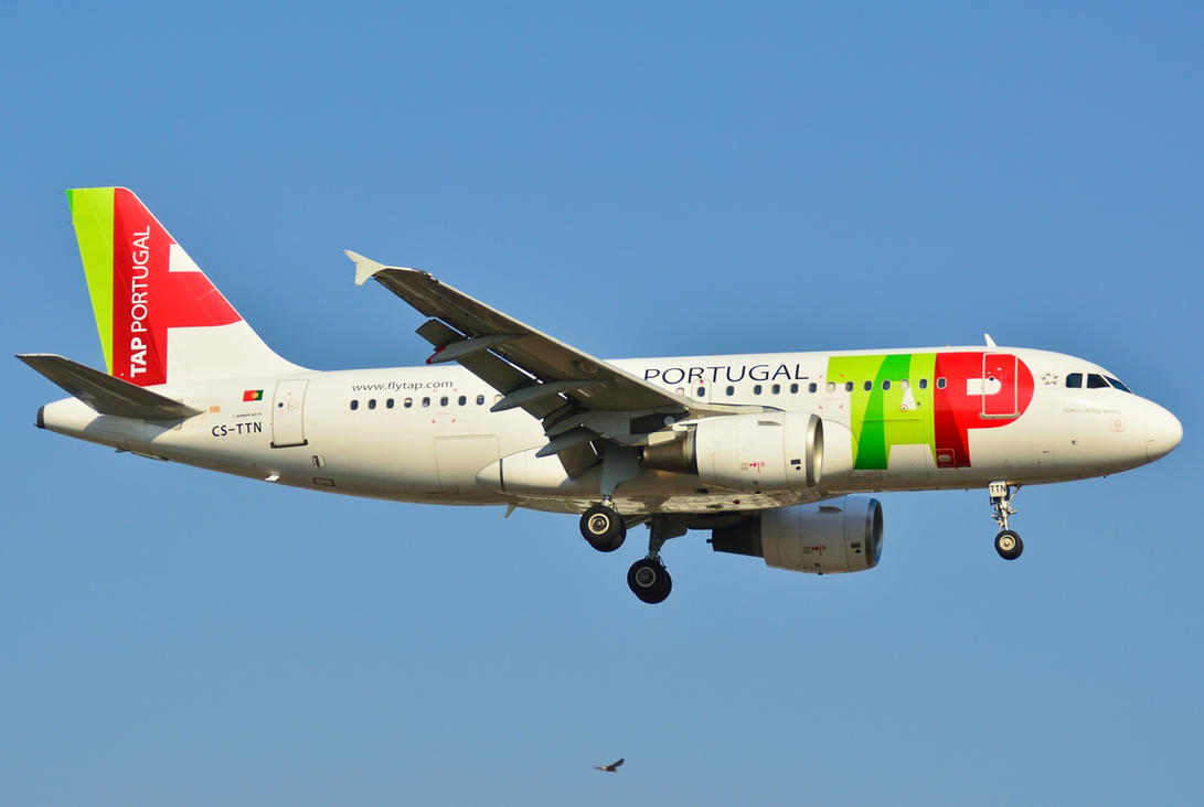 CS-TTN - Airbus A319-111 - TAP - Air Portugal by mysterious-one