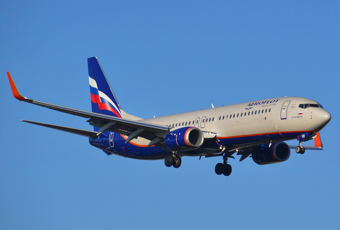 VP-BZA - Boeing 737-8LJ(WL) - Aeroflot by mysterious-one