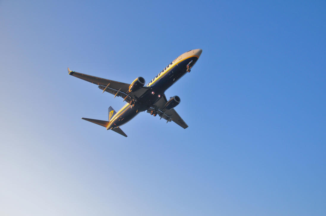 EI-EVO - Boeing 737-8AS(WL) - Ryanair by mysterious-one