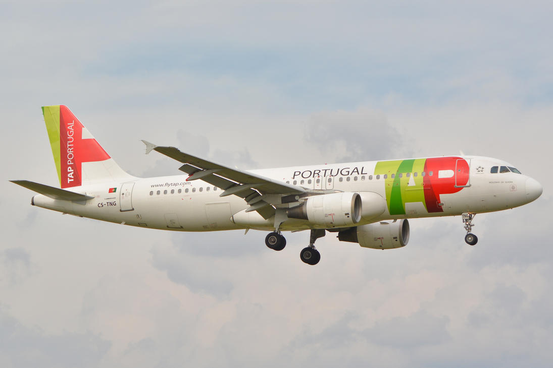 CS-TNG - Airbus A320-214 - TAP Air Portugal by mysterious-one