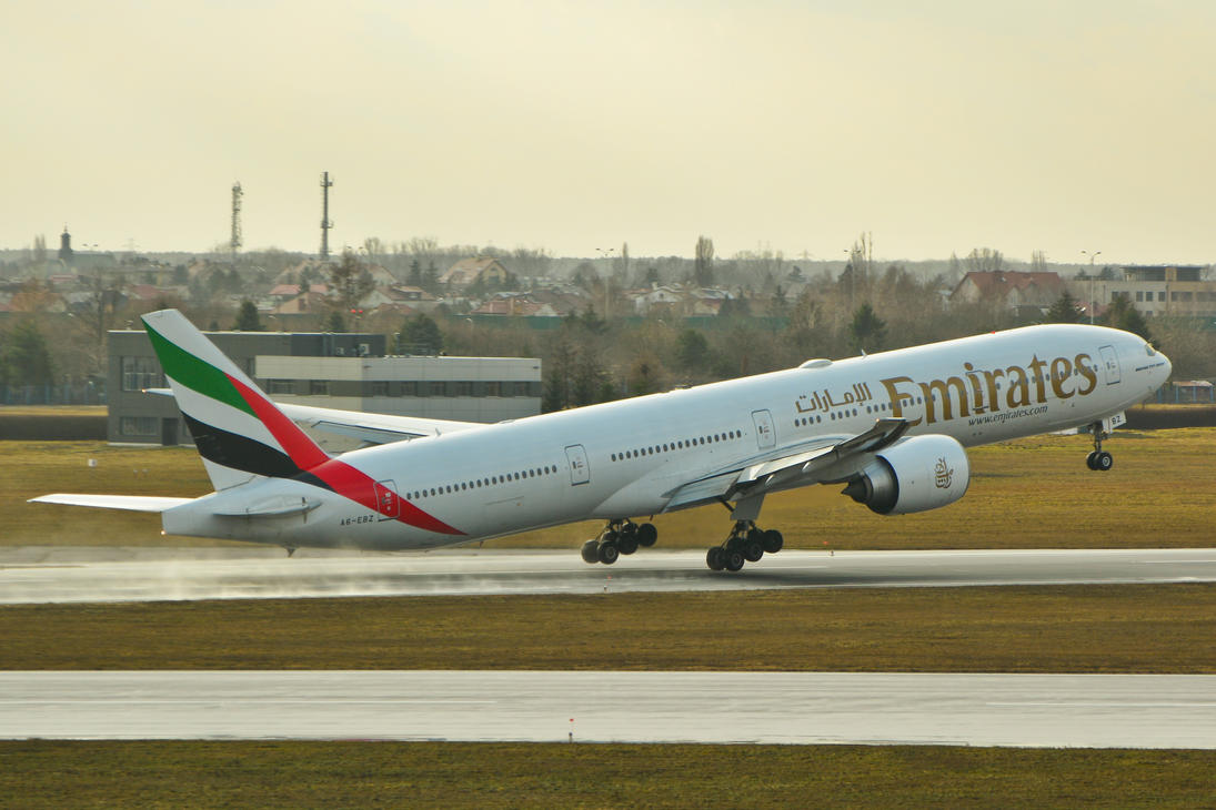 A6-EBZ - Boeing 777-300 - Emirates (2) by mysterious-one