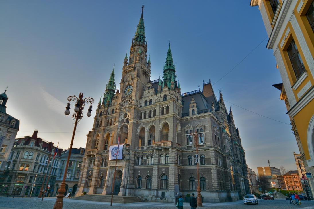 Liberec, Czech Republic by mysterious-one