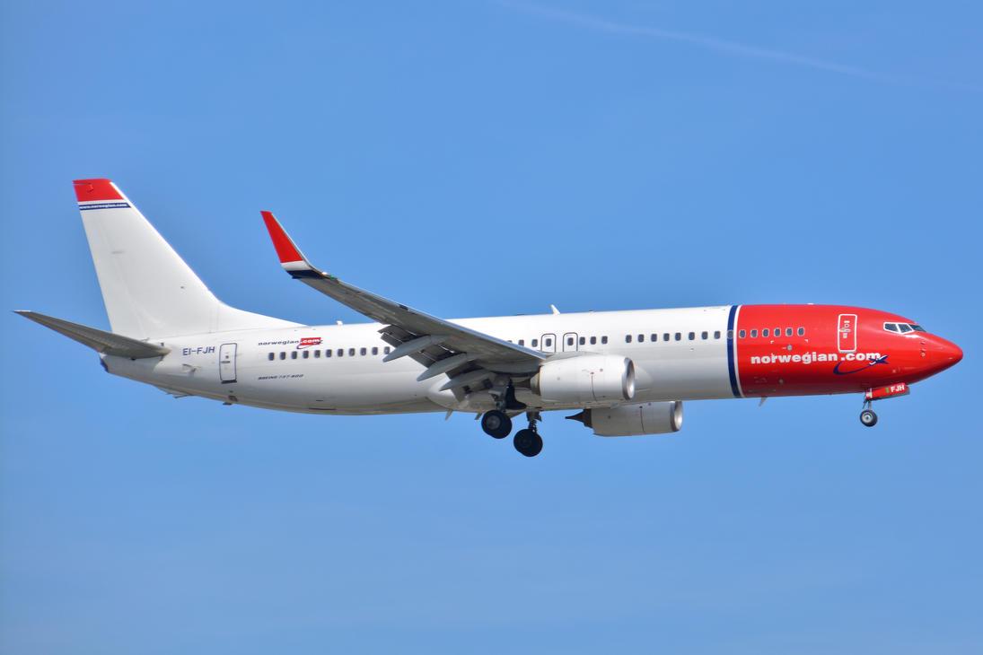 EI-FJH - Boeing 737-8JP - Norwegian Air Int. by mysterious-one