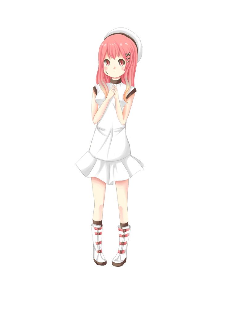My OC , Cherrym by yujy307