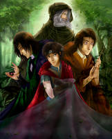 The Tale of the Three Brothers by Anante