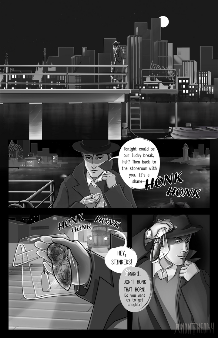Act 0 - Page 2 by Anante