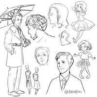 Sketches - S.V.S. stuff