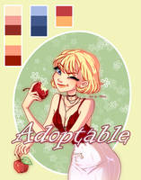 [OPEN] Adoptable #2 by ByFRain