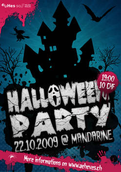 Halloween Party v2
