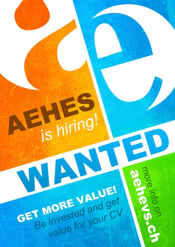 recruitment flyer template